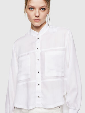 C-SUPER-E, White - Shirts