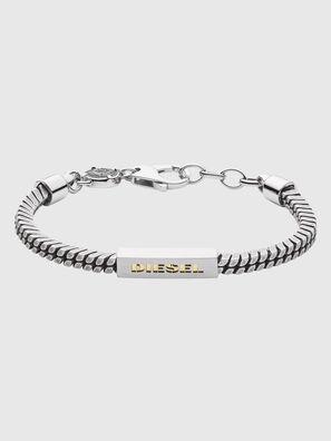 DX1238, Silver - Bracelets