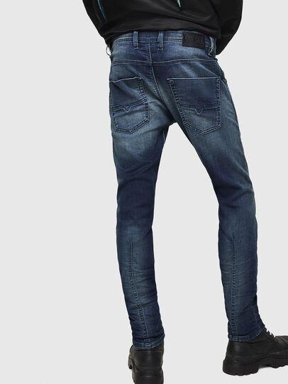 Diesel - Krooley JoggJeans 069HH, Dark Blue - Jeans - Image 2