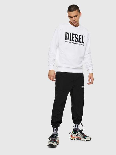 Diesel - S-GIR-DIVISION-LOGO,  - Sweaters - Image 4