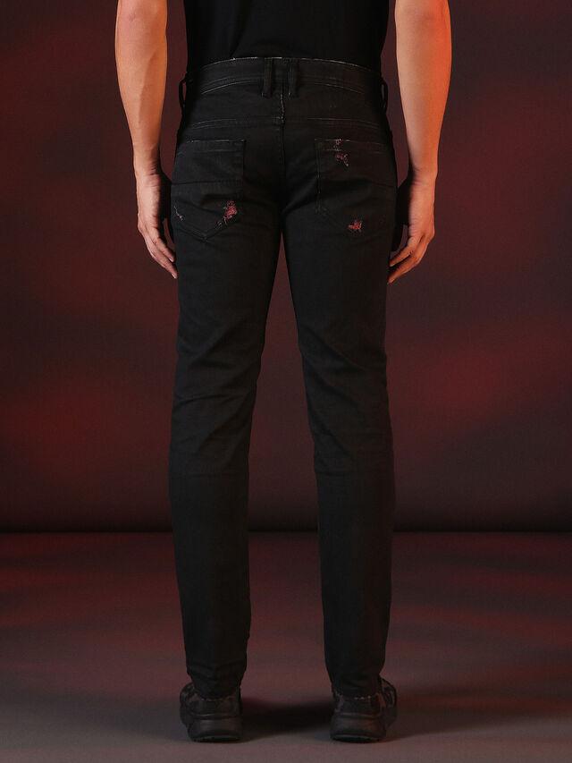 Diesel - THOMMER 084XX, Black - Jeans - Image 3