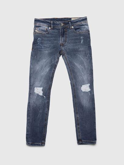 Diesel - SLEENKER-J JOGGJEANS-N, Light Blue - Jeans - Image 1
