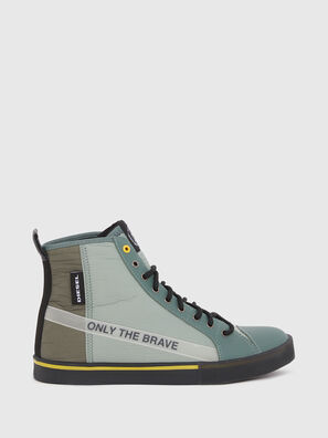S-DVELOWS ML, Grey/Blue - Sneakers