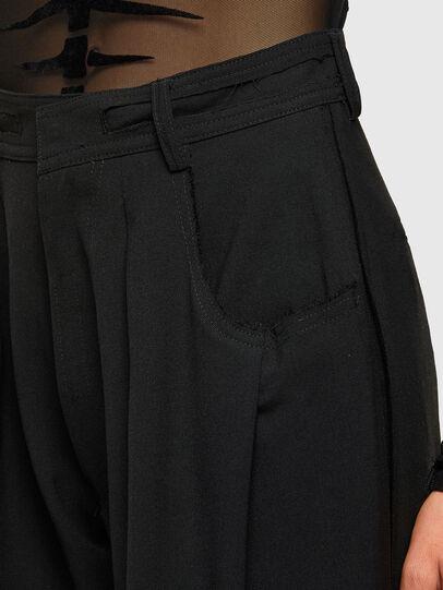 Diesel - P-JO, Black - Pants - Image 3