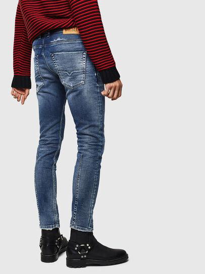 Diesel - Krooley JoggJeans 0096M, Dark Blue - Jeans - Image 2