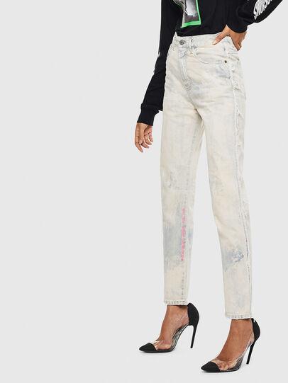 Diesel - D-Eiselle 0099P, White - Jeans - Image 7