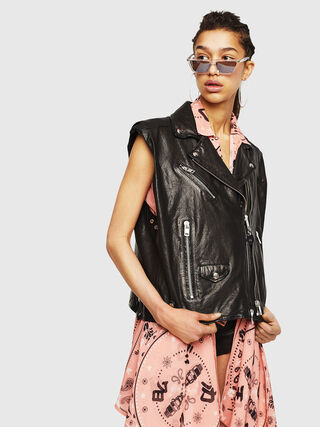 L-DROPPET,  - Leather jackets