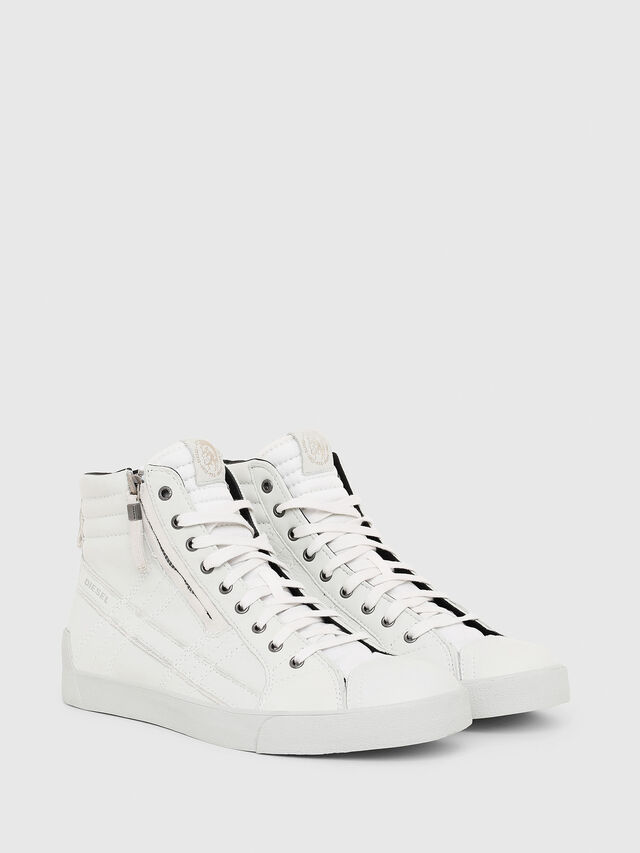 Diesel D-STRING PLUS, White - Sneakers - Image 2