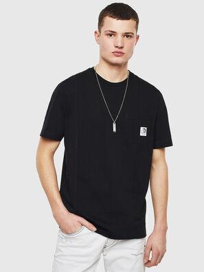 T-RISEN, Black - T-Shirts