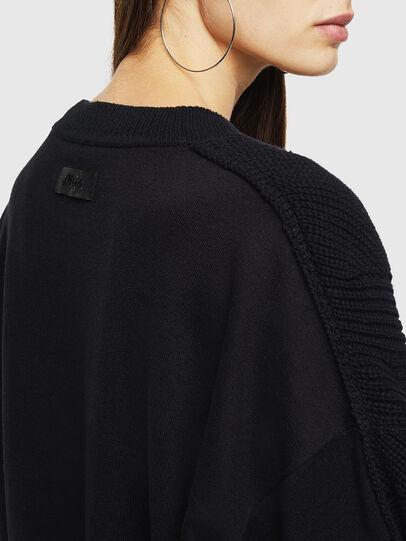 Diesel - M-NEXY, Black - Knitwear - Image 3