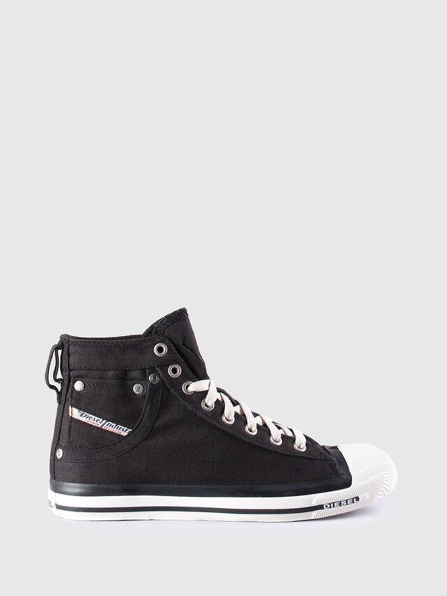 Diesel - EXPOSURE W, Black - Sneakers - Image 1