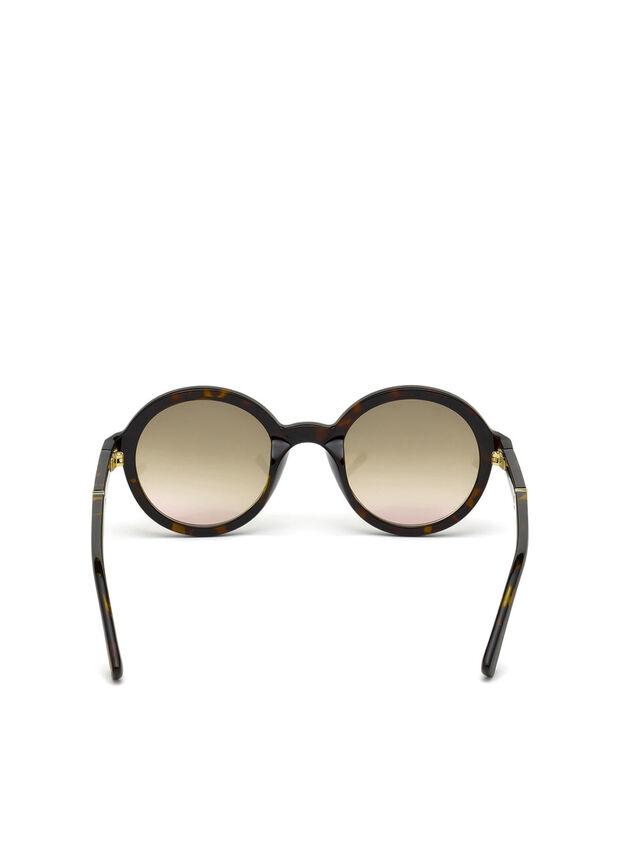 Diesel - DL0264, Brown - Sunglasses - Image 7