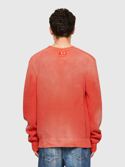 Diesel - K-KENTUCKY, Orange - Knitwear - Image 2