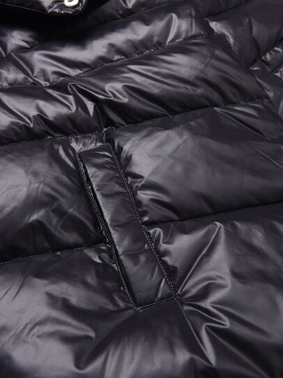 Diesel - JHERMA, Black - Jackets - Image 3