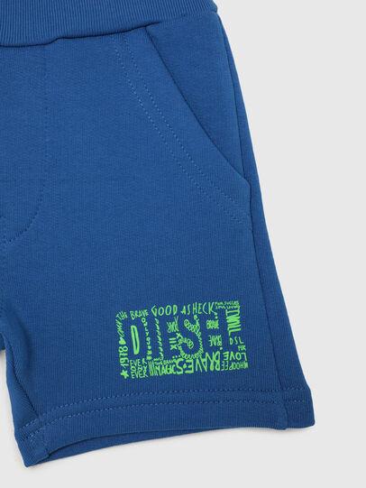 Diesel - POSTYB, Blue - Shorts - Image 3