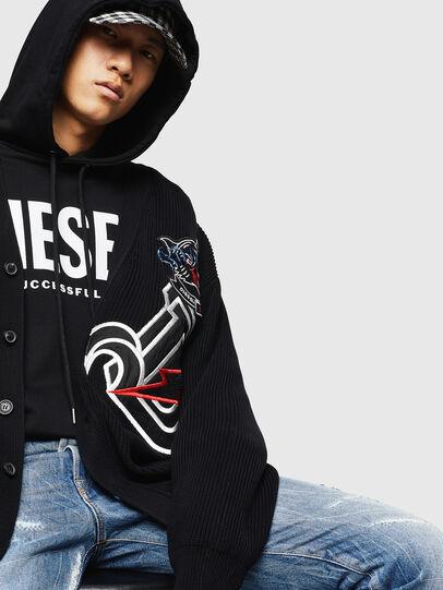 Diesel - K-EXIT,  - Knitwear - Image 4