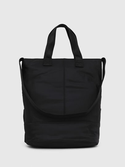 Diesel - MINNERAMA, Black - Shopping and Shoulder Bags - Image 2