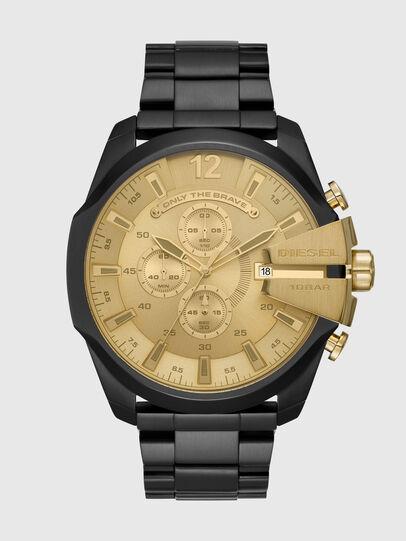 Diesel - DZ4485, Black/Gold - Timeframes - Image 1