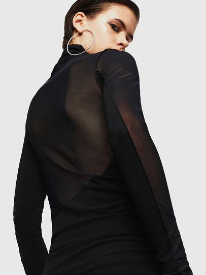 Diesel - DWIST, Black - Dresses - Image 6
