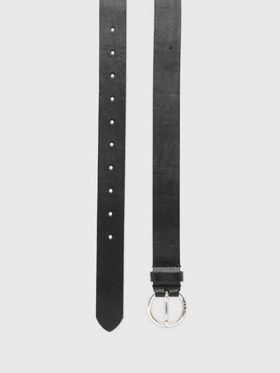 Diesel - B-RING, Black - Belts - Image 3