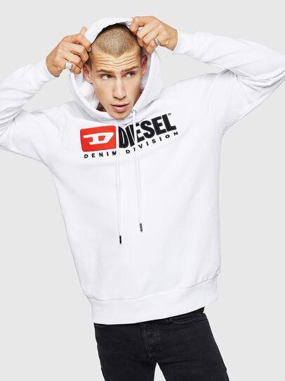Diesel - S-GIR-HOOD-DIVISION,  - Sweaters - Image 1