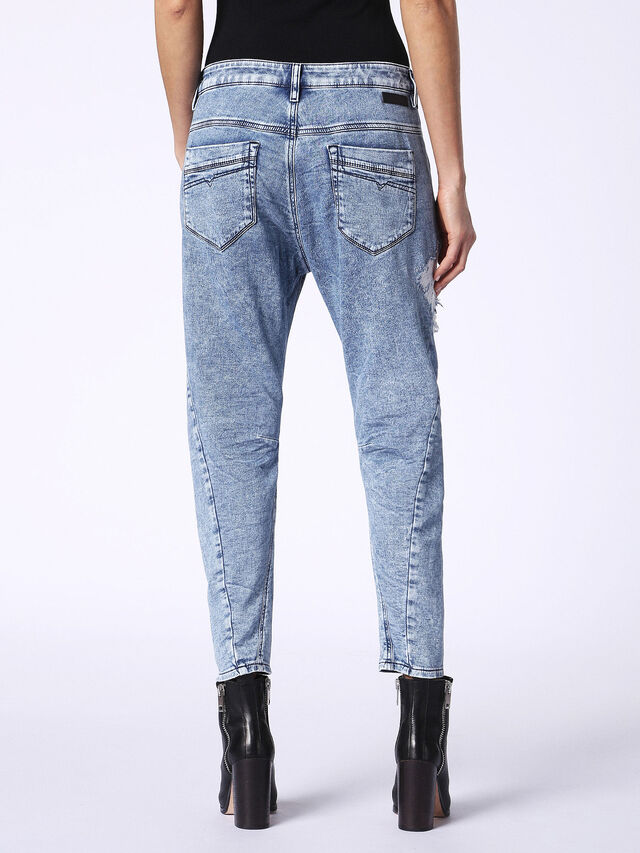 FAYZA-T JOGGJEANS 084PV, Light Blue