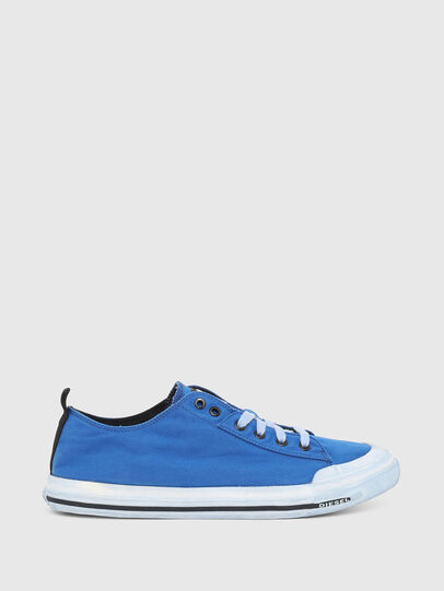 Diesel - S-ASTICO LOW CUT, Blue - Sneakers - Image 1