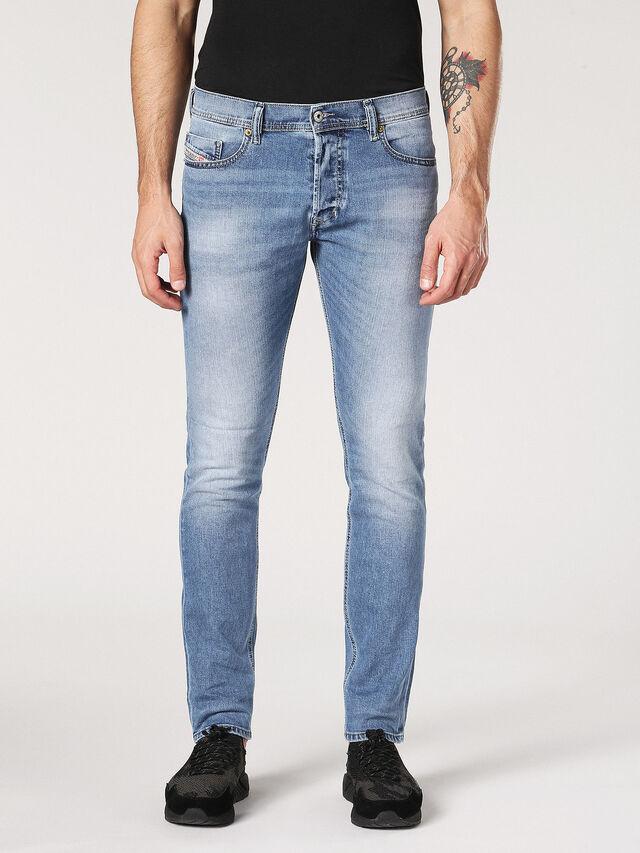 Diesel - Tepphar 0842H, Light Blue - Jeans - Image 2