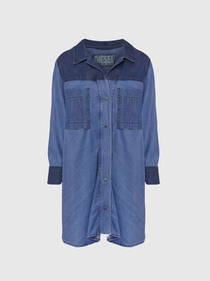 DE-NILLA, Light Blue - Denim Shirts