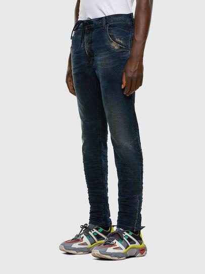 Diesel - KROOLEY JoggJeans® 069NP, Dark Blue - Jeans - Image 8