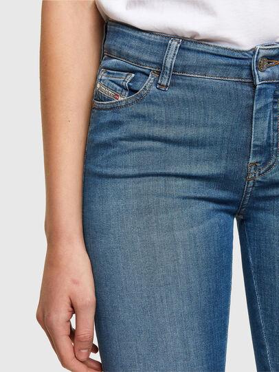 Diesel - Slandy 069RR, Light Blue - Jeans - Image 3