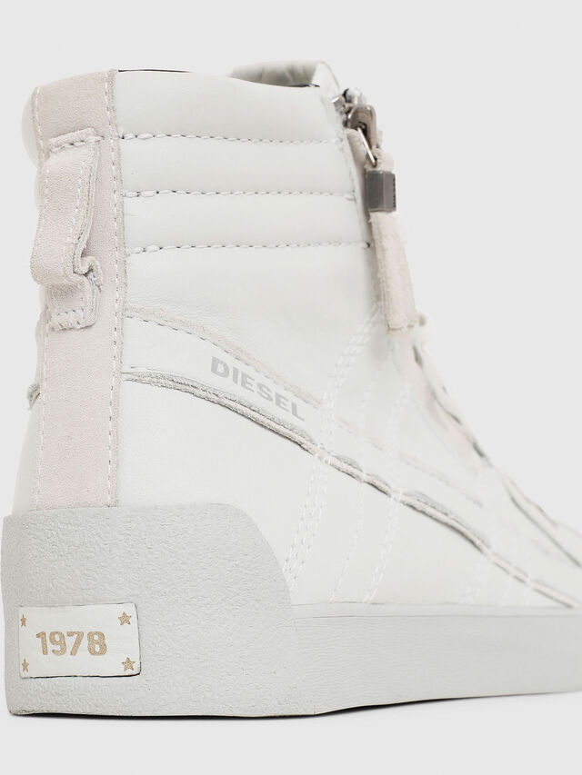 Diesel D-STRING PLUS, White - Sneakers - Image 4