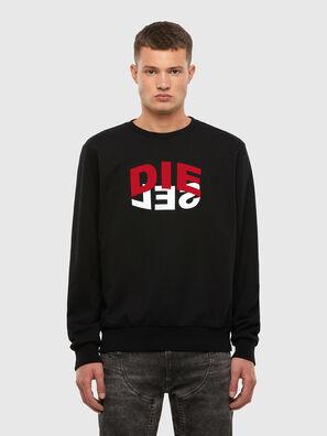 S-GIRK-N80, Black - Sweaters