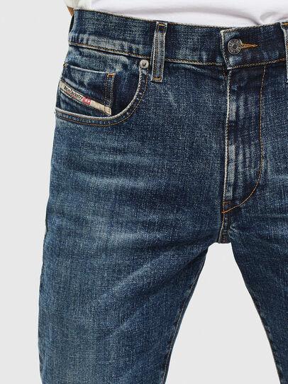 Diesel - D-Strukt 009AR, Medium blue - Jeans - Image 3