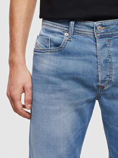 Diesel - Buster 069MN, Light Blue - Jeans - Image 3