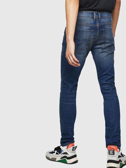 Diesel - Tepphar 087AW, Dark Blue - Jeans - Image 5