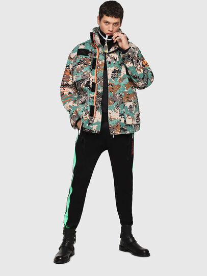 Diesel - J-TOUCHA-CAMOU,  - Jackets - Image 6