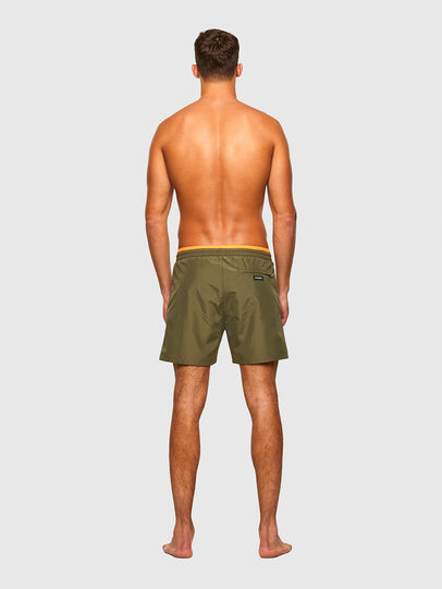 Diesel - BMBX-WAVE 2.017, Military Green - Swim shorts - Image 2