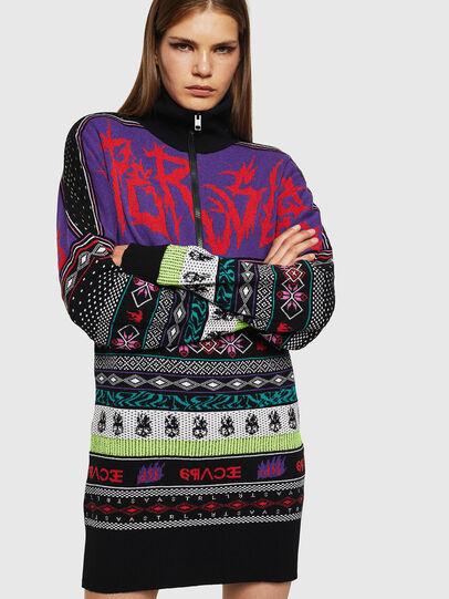 Diesel - M-PEM, Multicolor - Knitwear - Image 1