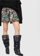 S-EDEN-A, Green Camouflage - Shorts
