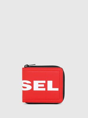 ZIPPY HIRESH S, Fire Red - Zip-Round Wallets