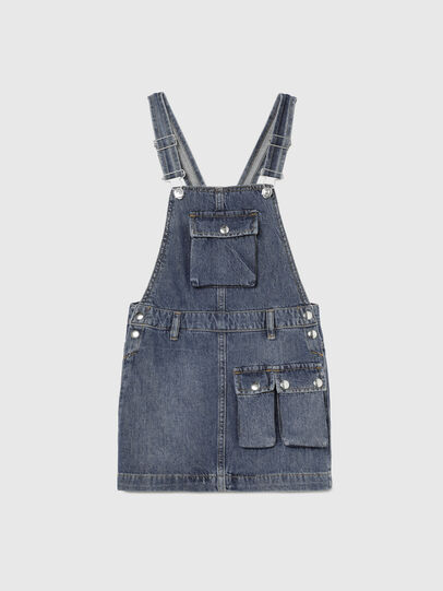 Diesel - DRETTI, Medium blue - Dresses - Image 1