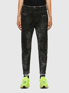 Fayza 009DL, Black/Dark grey - Jeans