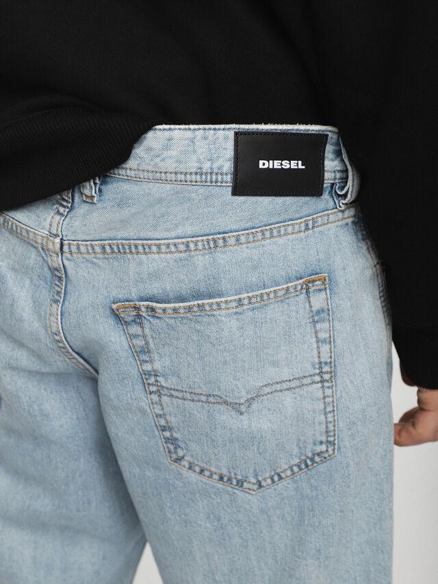 Diesel - KEESHORT, Light Blue - Shorts - Image 3