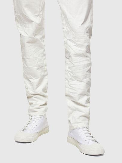 Diesel - D-Kras 0HBAJ, White - Jeans - Image 5
