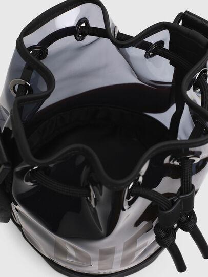 Diesel - BUCKET KID, Black - Bags - Image 4