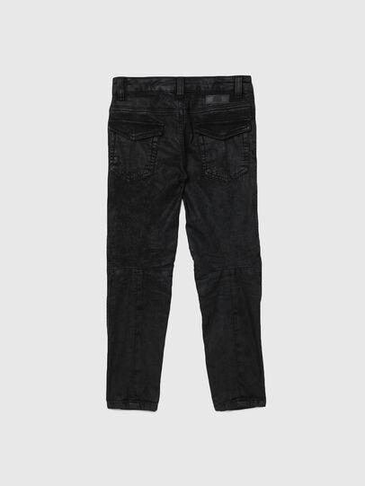 Diesel - D-DERROT-SP-J JOGGJEANS, Black - Jeans - Image 2