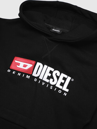 Diesel - SDINIEA, Black - Sweaters - Image 3