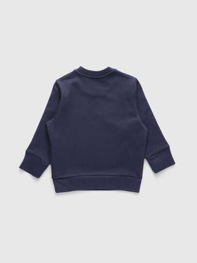 Diesel - SCREWDIVISIONB-R, Dark Blue - Sweaters - Image 2