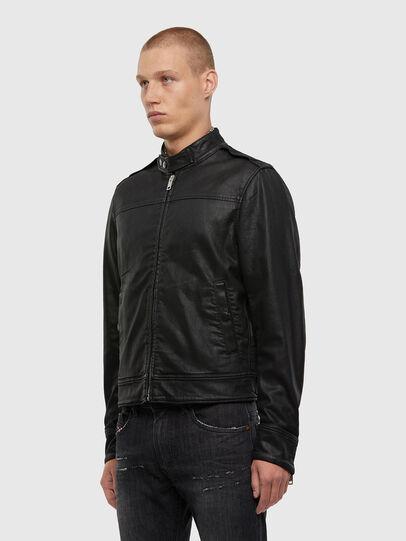 Diesel - D-JEI-TW, Black - Denim Jackets - Image 4